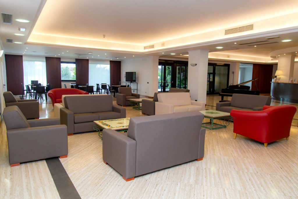 Aldero Hotel - reception