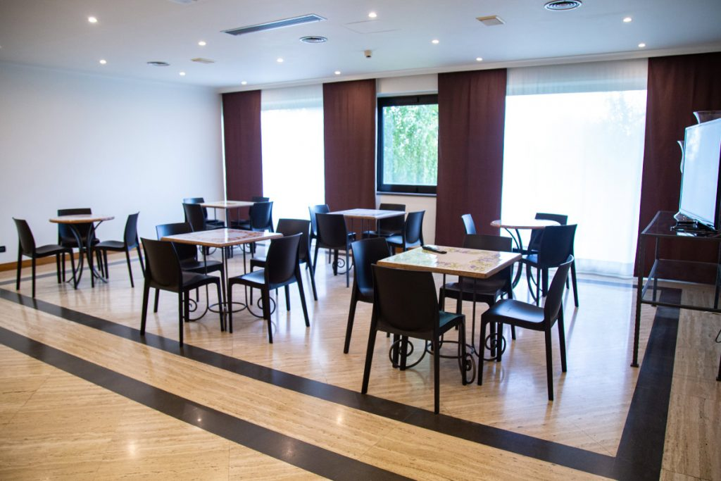 Aldero Hotel - reception