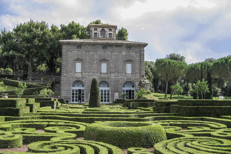 Castello Ruspoli - Vignanello