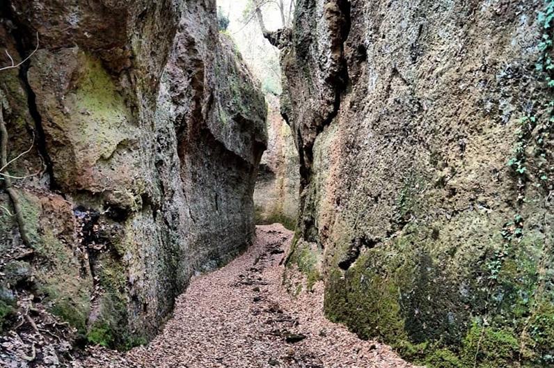 Monumento Naturale delle Forre - Corchiano